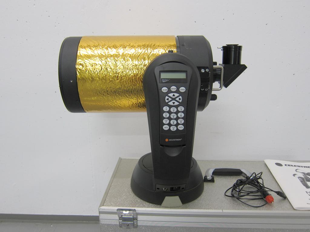 Teleskop express celestron advanced vx c schmidt cassegrain
