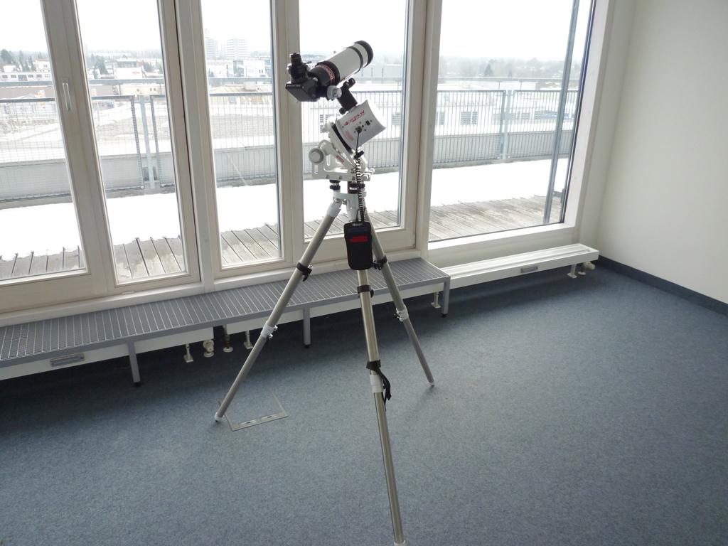 Teleskop spezialisten kson eklipse excentrik wedge eq goto