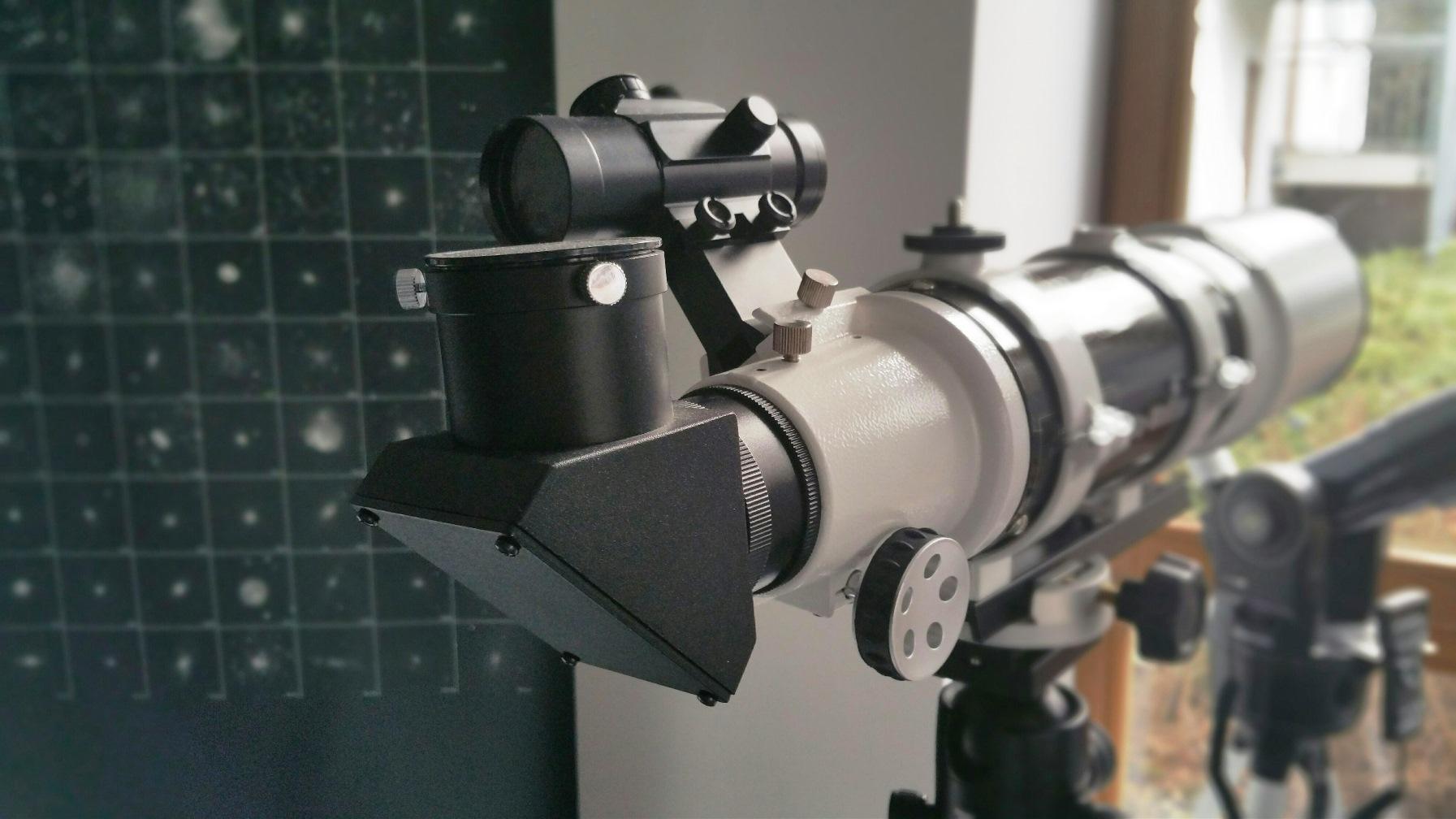 Teleskop für Deep Sky & Planenten am Rande München