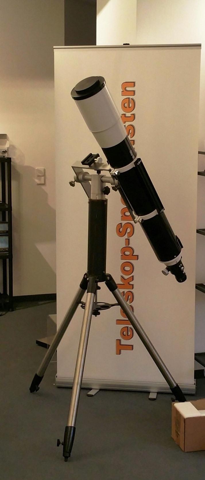 Spezialisten für Teleskope, Ferngläser in Beratung und Verkauf