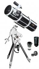 Das Entdecker Set: Explorer 200PDS + EQ6-R GoTo + Zoom-Okular + Barlow + variabler Mondfilter