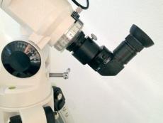 Ulrich meint: 90° Winkeleinblick für Polsucher - Zenitspiegel für Polar Finder
