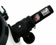 Ulrich meint: Laserkollimator für Newtonteleskope (Justierlaser)