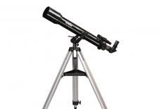 Teleskop Skywatcher Mercury-707 70mm 700mm auf AZ2 Montierung mit Zubehör inkl. Mondfilter Fernrohr