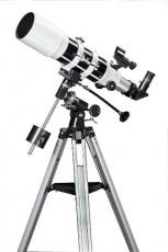 Skywatcher Startravel-102 on EQ1 Mount Large Field Refractor 102mm 500mm f / 5 Telescope