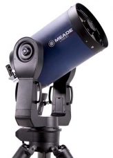 Meade Teleskop 12 Zoll LX200 ACF - Advanced Coma Free System mit AutoStar II   ppp