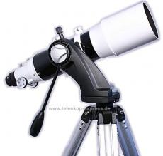 Skywatcher Startravel-120 auf AZ4 Montierung 120mm 600mm f/5 Teleskop