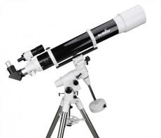 Skywatcher Evostar-120 auf N-EQ5 120mm 1000mm f/8,3 Refraktor Teleskop mit Montierung
