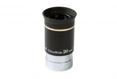 Sky-Watcher Weitwinkel Okular 20mm 1,25 66° Gesichtsfeld