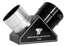 TSZS2D TS 2 Zenitspiegel 99% Reflektion Ringklemmung 2 Anschluss