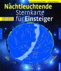 Kosmos - Nachtleuchtende Sternkarte für Einsteiger