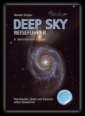 Oculum Deep Sky Reiseführer Buch für die Beobachtung von Sternhaufen, Nebel und Galaxien