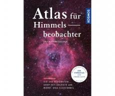 Erich Karkoschka Atlas für Himmelsbeobachter