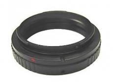 T Ring Adapter von M48 Filtergewinde auf Canon EOS Bajonett