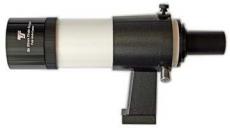 TS / GSO 8x50mm Sucher mit Halter weiss geradsichtig