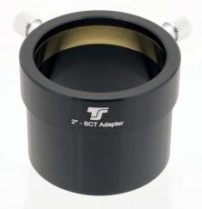 TS Adapter vom SC Gewinde auf 2 Steckdurchmesser - Visual Back für 2 Zubehör