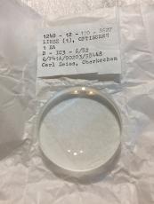 Gebraucht: Zeiss Präzisionsachromat für optische Konstruktionen 48mm ungefasst