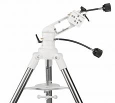 EXPLORE SCIENTIFIC Twilight I azimutale Teleskop-Montierung mit Stahl-Stativ