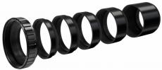 BRESSER CCD + DSLR Adapter SC/T2 für die Fotografie an einem Schmidt-Cassegrain und SC-Gewinde