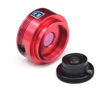 ZWO ASI120MM-S USB3.0-High-Speed-SW-Kamera - Mond, Planeten, Wetter    ppp