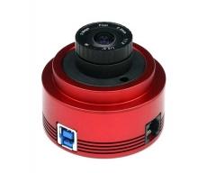 ZWO ASI178 USB3.0-Color-CMOS-Kamera - Chip D=8,92 mm    ppp ausv
