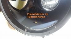 Fremdköperbeseitigung: Ein Celestron C8 ist auf die Biene gekommen...