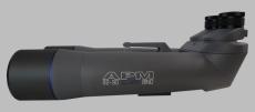 APM 82 mm 90° SD-Apo-Fernglas mit 1,25 Wechselokularaufnahme a/n