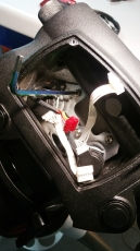 Überholung/Reparatur einer Celestron CGEM Montierung nach Stromüberspannung