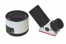 LUNT LS50FHa/B600d2 H-Alpha Sonnenfilter   ppp