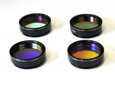 LRGB 1,25 Filter-Satz für monochrome CCD-Kameras Celestron