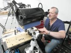 Grundlagenschulung: Umgang und Möglichkeiten von Teleskopen