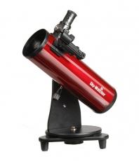 Rockerbox angebrochen / für Bastler: Teleskop Skywatcher Heritage-100P 100/400 - 4 Mini Dobson mit Zubehör inkl. Mondfilter Fernrohr