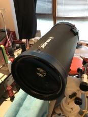 Rückläufer Meade Maksutov Teleskop MC 150/1800 UHTC LX65 OTA unbenutzt