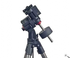 iOptron GEM28 GoTo Montierung mit optischem Polsucher und 1,5 Stativ