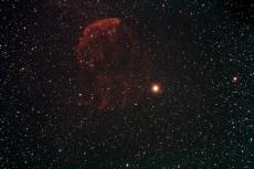 Eine Aufnahme mit dem ED80 f/7 von Astro Professional