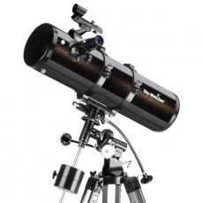 Teleskop Skywatcher Explorer-130P 130mm 650mm 5,1 Parabol-Newton auf EQ2 Montierung Fernrohr