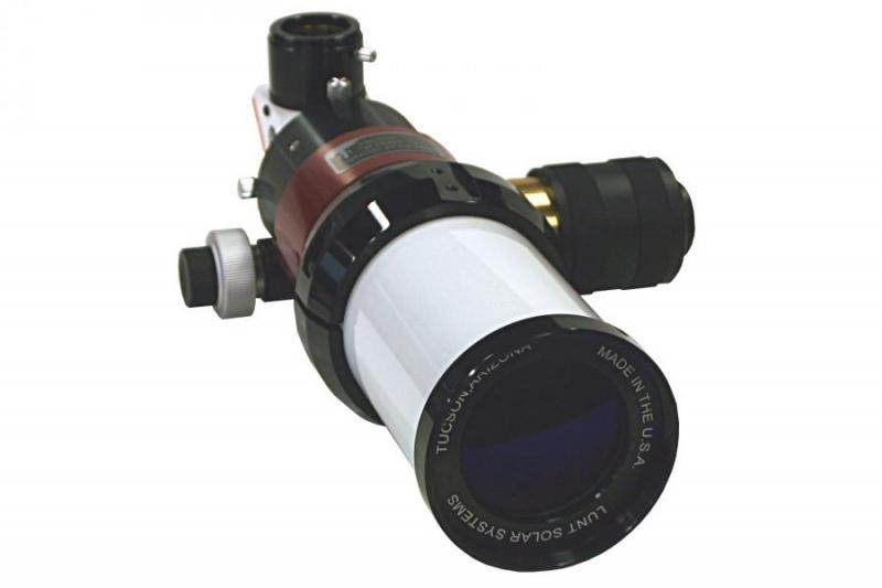 LUNT LS60THa/B600CPT H-Alpha Sonnenteleskop
