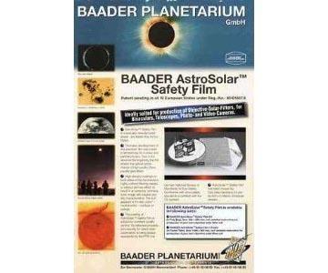 Baader 2459281 AstroSolar Filterfolie Visuell