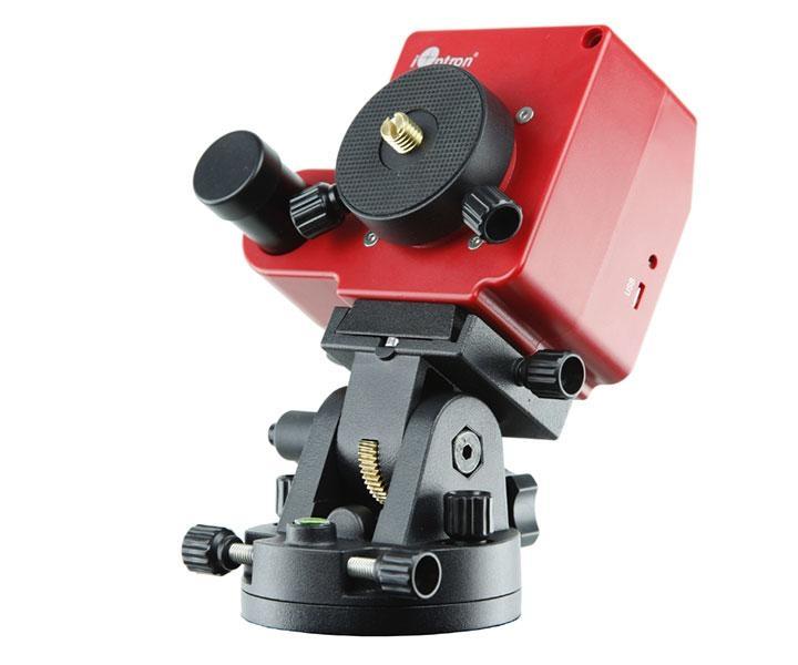 Ioptron skytracker pro montierung für kameras mit nachf