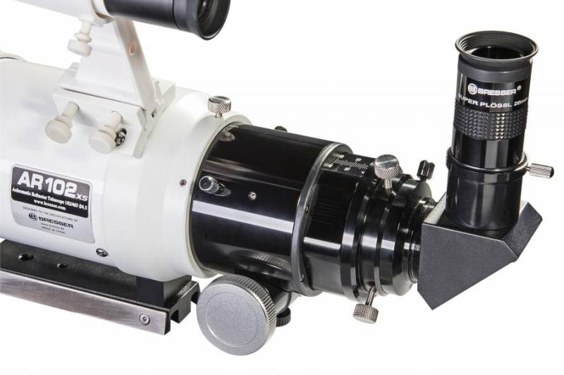 Bresser messier ar xs mm f kometensucher refraktor