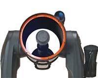 Optik: CPC800 Celestron CPC 800 GPS - 203/2000mm GoTo SC Teleskop