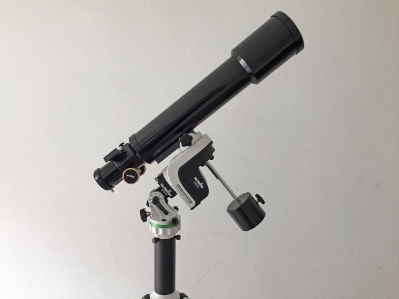 Skywatcher teleskop montierung az gti mit goto und