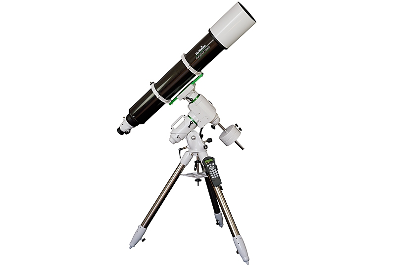 Skywatcher evostar ed apo teleskop auf eq r montie