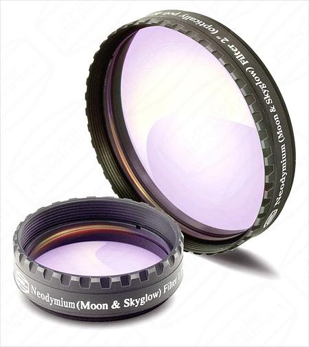 Baader Neodymium 2 Zoll Moon und Skyglow Filter