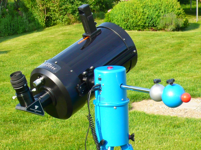 Celestron nexstar slt mak goto teleskop teleskope forschen