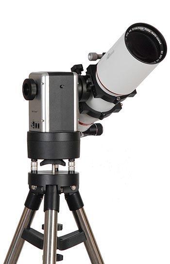 iOptron Minitower mit 102mm ED Refraktor