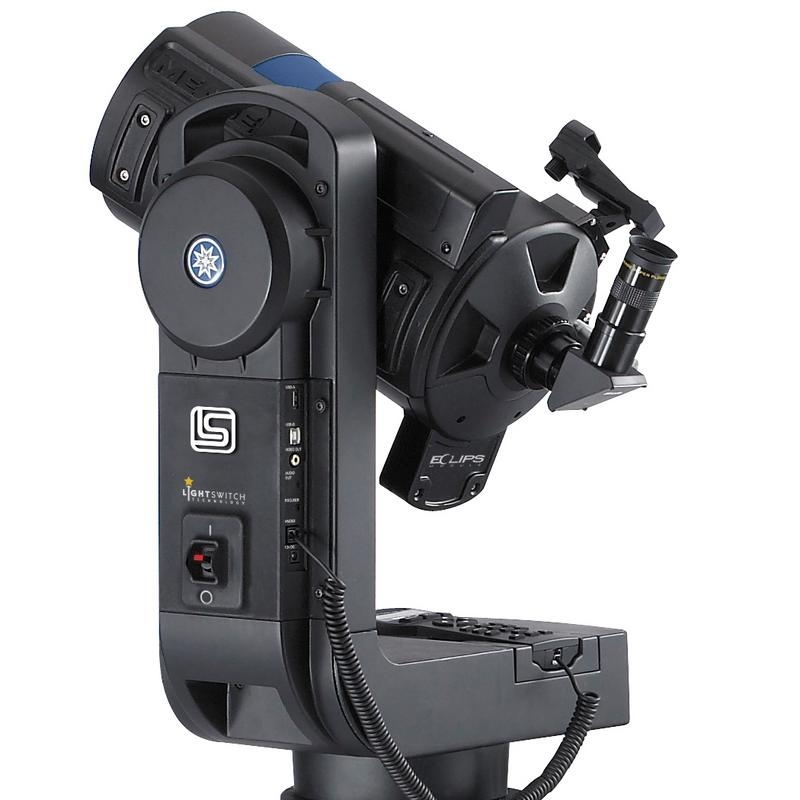 Meade Teleskop ACF-SC 152/1524 LightSwitch GoTo