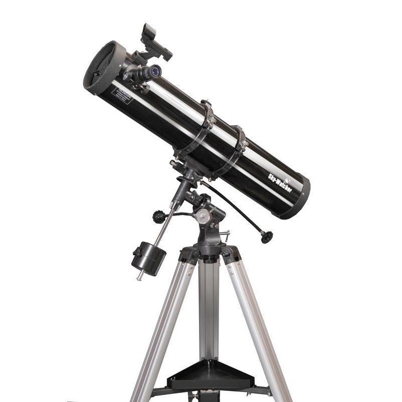 Teleskop Skywatcher Explorer-130 130/900mm Newton auf EQ2 Montierung mit Zubehör
