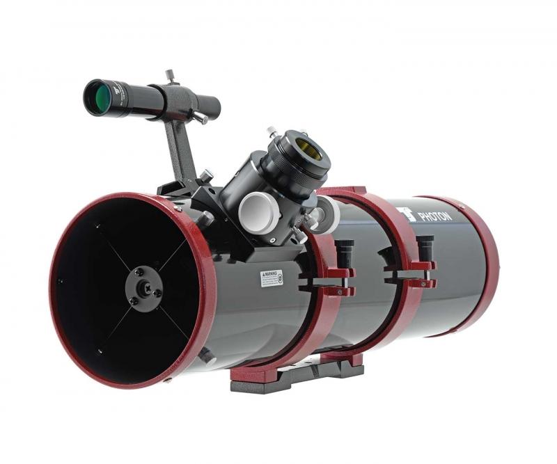 Télescope newton sky watcher sur neq sans microfocuser