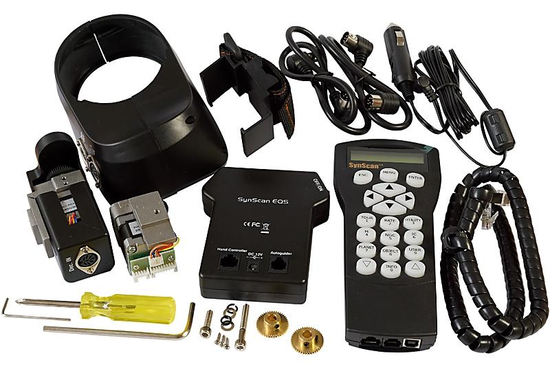 SKGoToKit Skywatcher SynScan GoTo Upgrade Kit für EQ5 und aehnliche